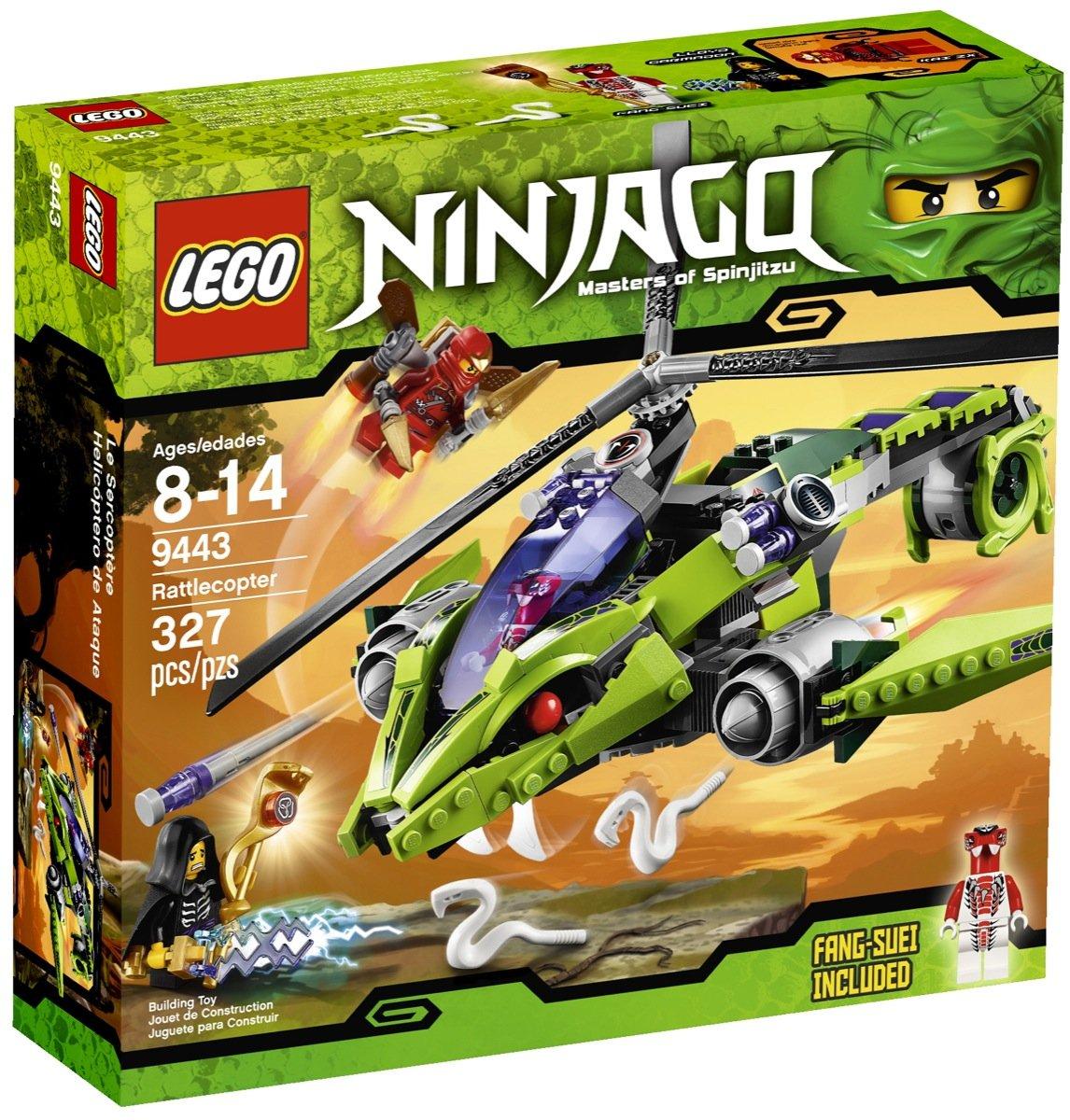 Ninjago lego playsets 30 off freebies2deals - Lego ninjago nouvelle saison ...
