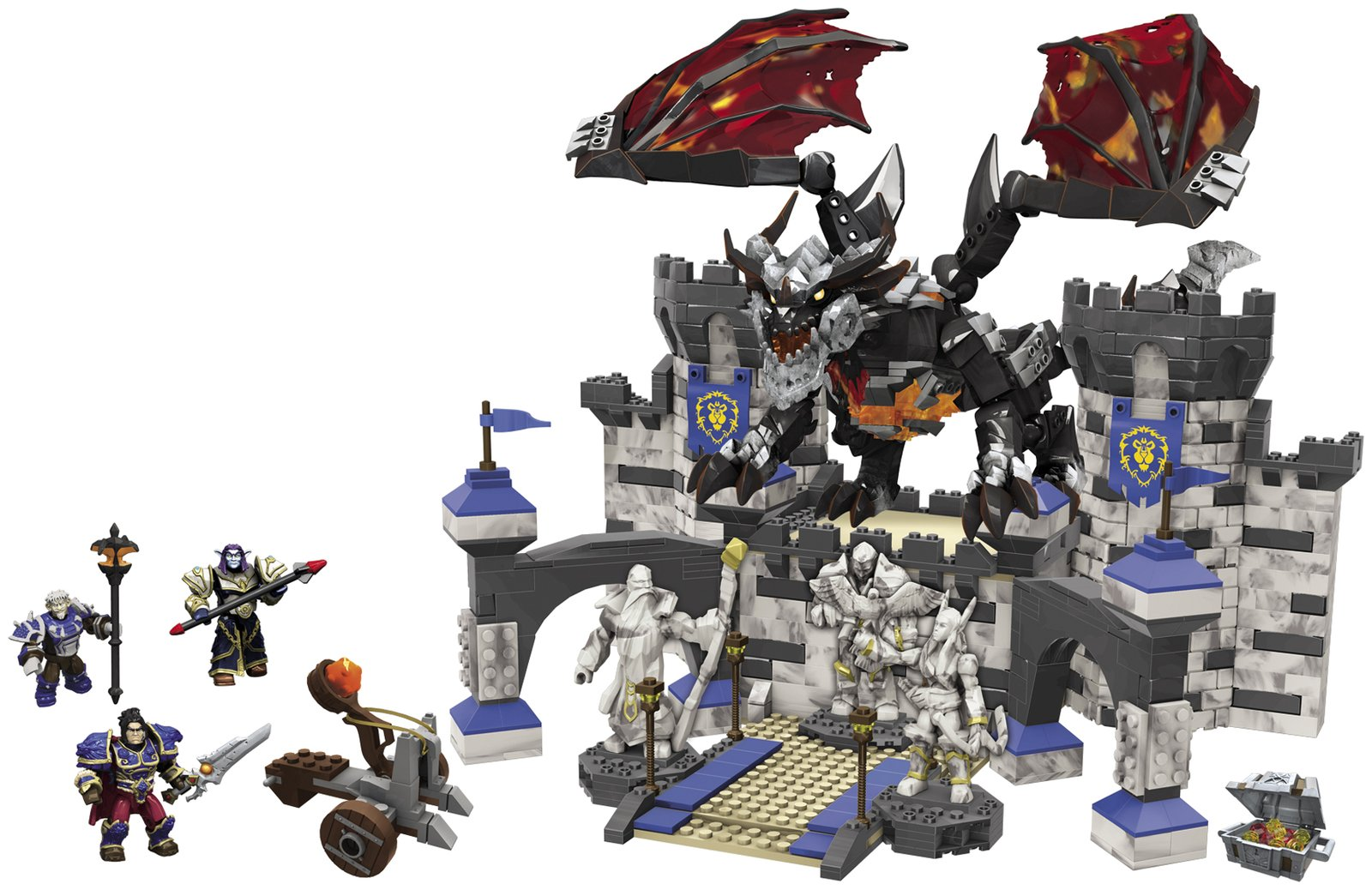 30% off Two or More Mega Bloks Halo or World of Warcraft