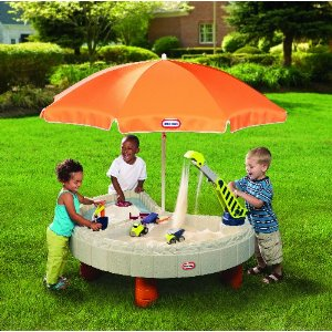 Little Tikes Builder 39 S Bay Sand And Water Table