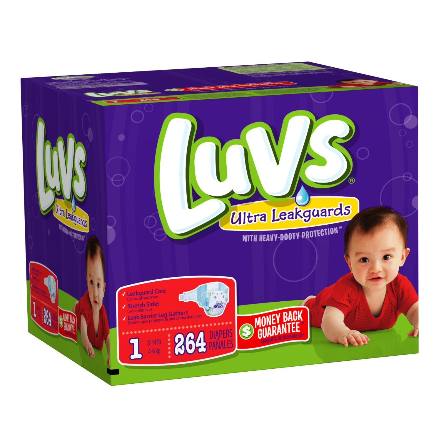 Luvs diapers help to protect your baby from leaks at the low price you Luvs size 6. by Luvs. More options available: $ Other Sellers: out of 5 stars Product Features Luvs size 6. Amazon's Choice for