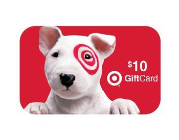 Target 10 gift card 50 printable coupon