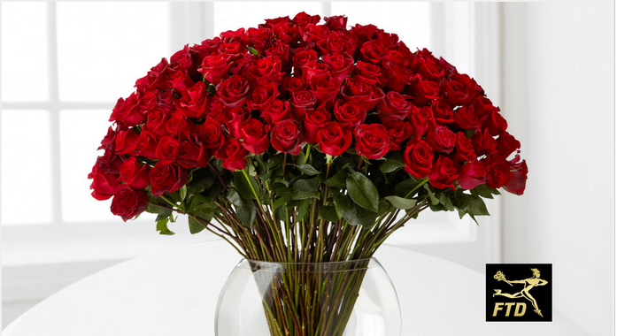 Groupon ftd for worth of valentine s day flowers