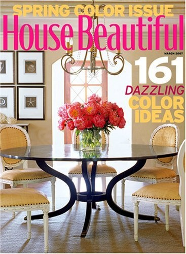 1 Year Subscription To House Beautiful Magazine Only