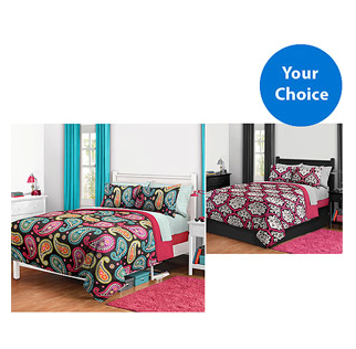 Walmart Bed In A Bag Bedding Sets On Clearance Sets