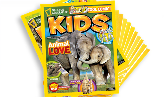 Plum District: One Year National Geographic Kids Or National ...
