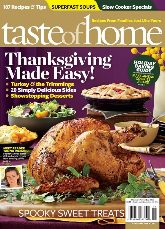 1 year taste of home magazine subscription only for Style at home subscription deal