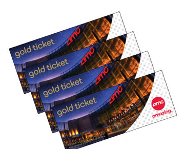 picture regarding Amc Printable Tickets identify AMC Gold Encounter Online video Tickets Just $7.20 Just about every At Costco