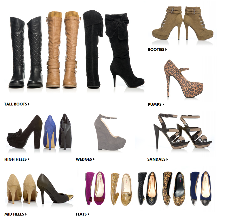 Two Pairs of Shoes or Boots $39.95! Free Shipping