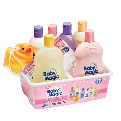 Free Baby Gift Sets : Baby magic gift sets buy get free day