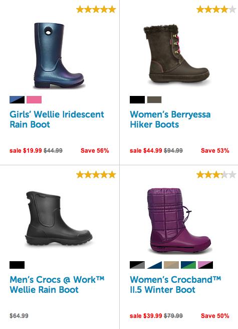 Crocs Cobbler High Boot Espresso 8787 - $53.90 : ivykkistyle.com