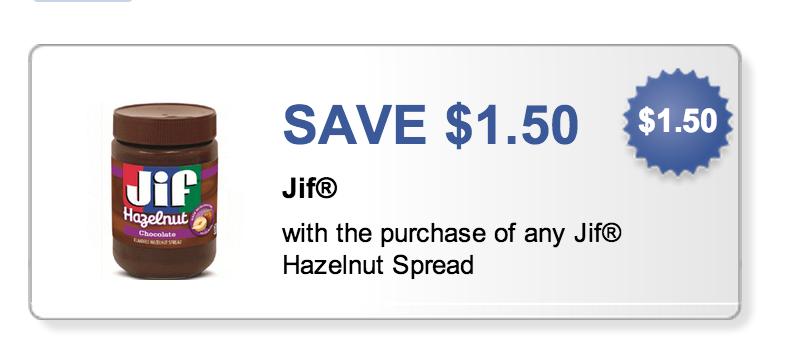 Jif coupons printable 2018