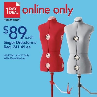 Adjustable Dress Form Just $89.00 Shipped! (Reg. $241.49 ...