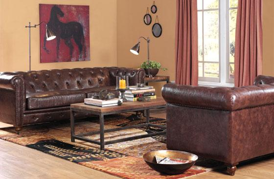 Beau Home Decorators Gordon Sofa Tufted Www Decor Best