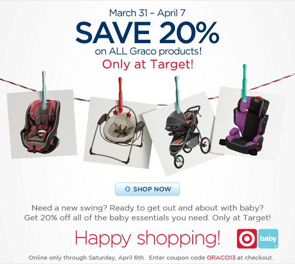freebies2deals- graco baby sale target