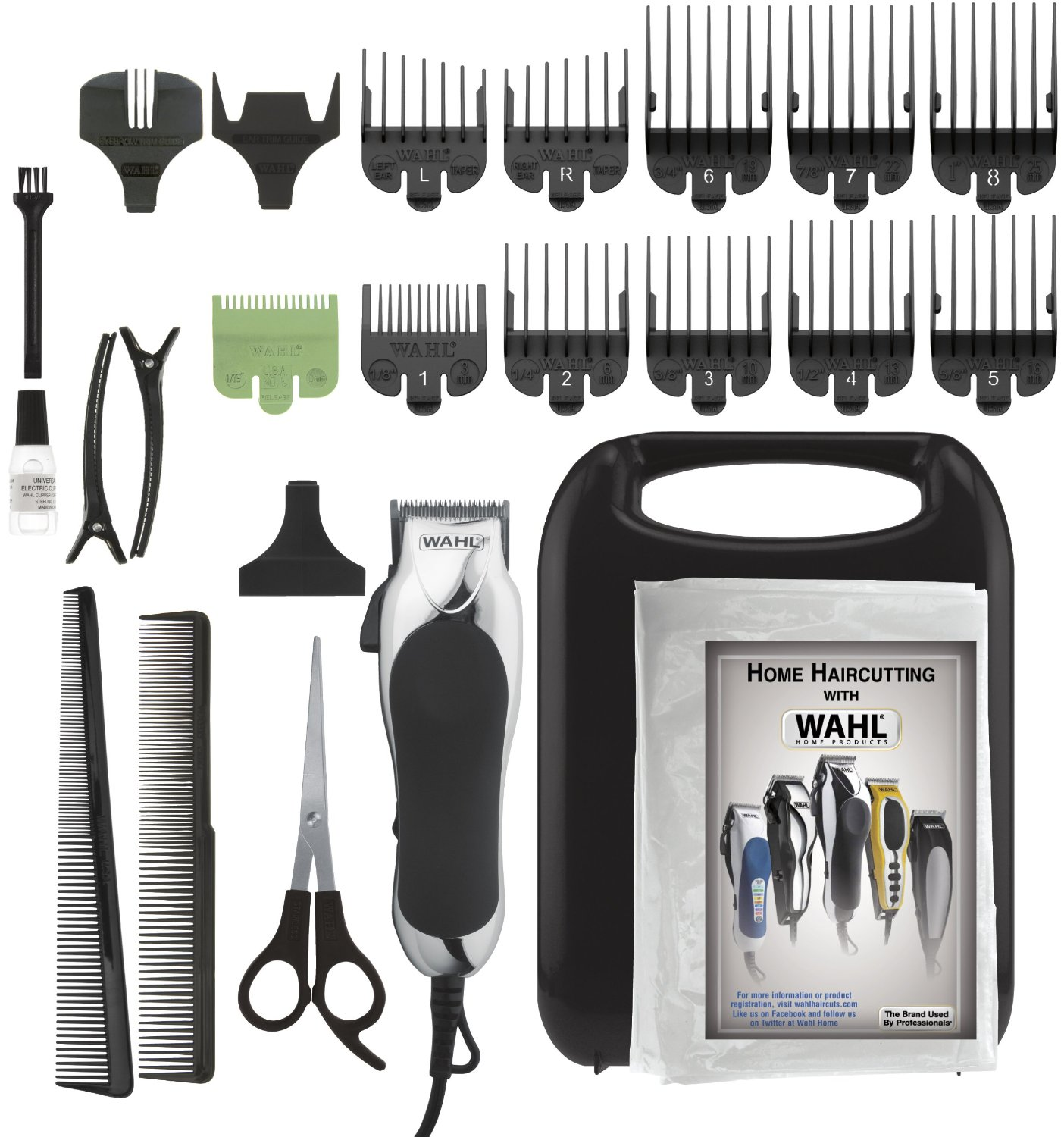 Hair Cutting Kits : Wahl Hair Cutting Sets Up to 50% off! Cut Your Boys Hair at Home and ...