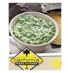California Pizza Kitchen Restaurant Coupons