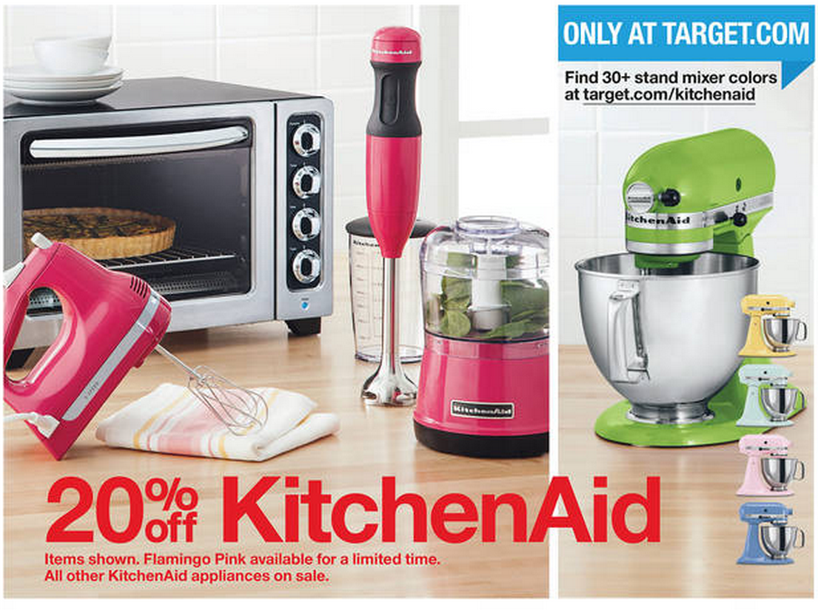 All Kitchenaid Colors all kitchenaid appliances 20% off and free shipping! - freebies2deals