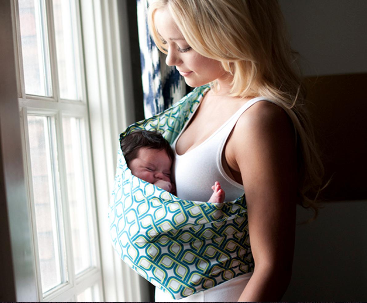 Pillow Sling Nursing Cover Code