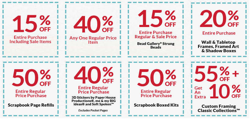 40% off. 40% off any purchase when your qq9y3xuhbd722.gq purchase is delivered to a local Michaels store. Ends Dec. 15, used today $37 avg saved.