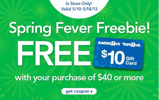 freebies2deals-spring-fever