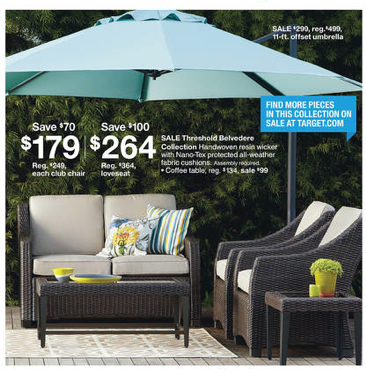 11 ft offset patio umbrella home design ideas and pictures