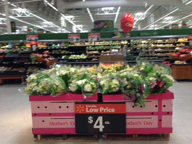 Flowers On Clearance