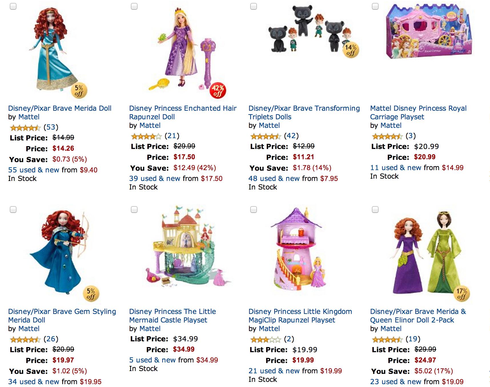 b1e008a4fce445 Spend  25 on Disney Princess Products