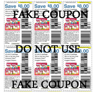 freebies2deals fake huggies coupon