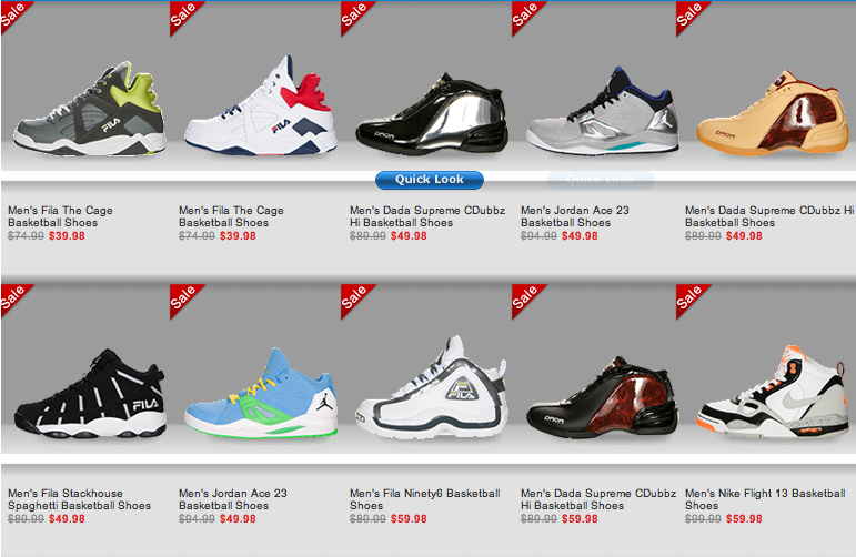 Finish Line: Men's Basketball Shoe Sale! Shoes Marked Up To 50 ...
