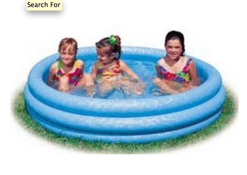 Inflatable Baby Pool Or Kiddie Pool Freebies2deals