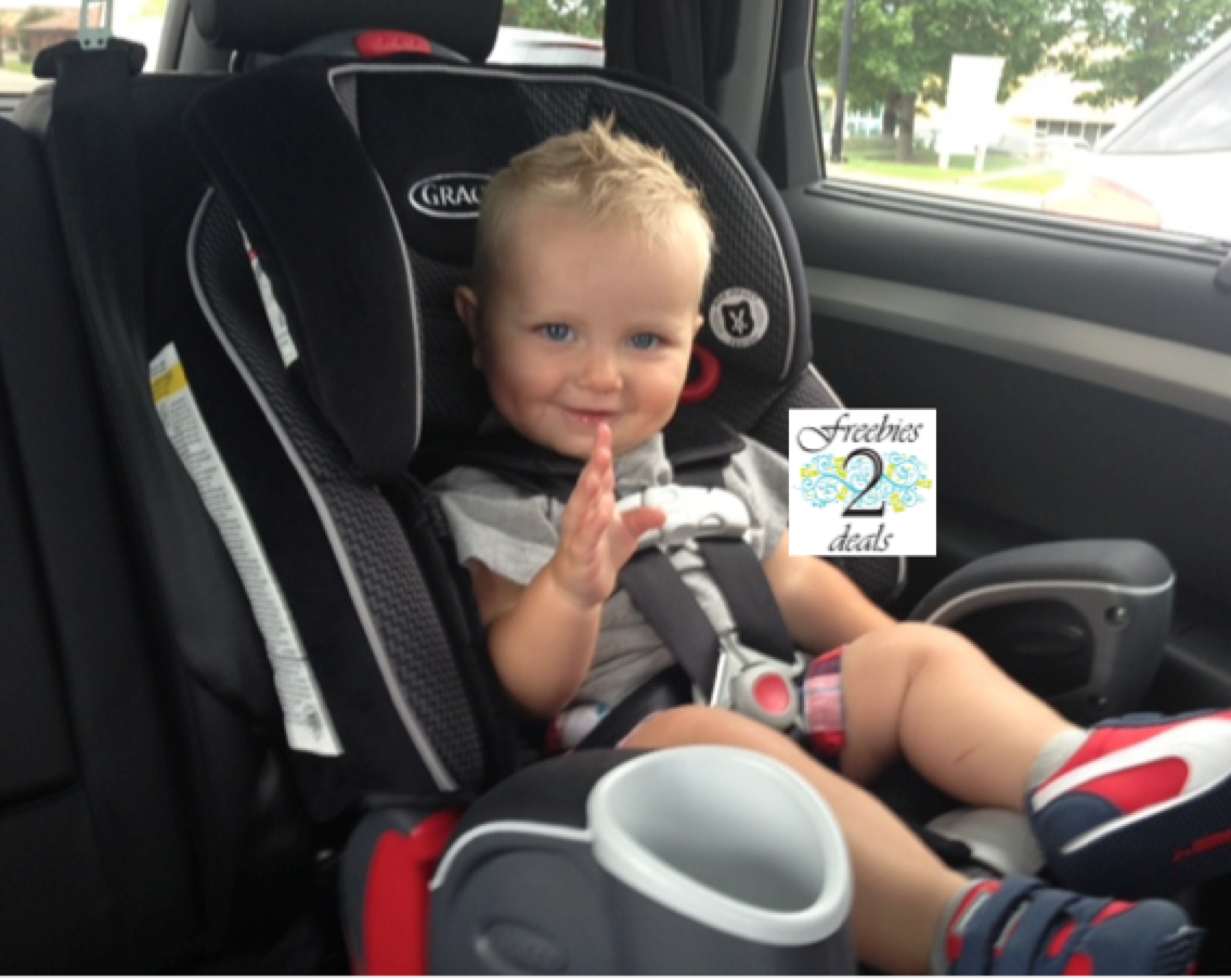 Graco nautilus 3 in 1 multi use car seat - Freebies2deals Rockwell Car Seat Logo