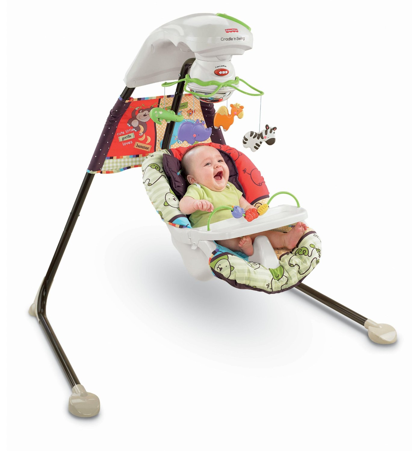 Amazon Fisher Price Cradle N Swing Only 83 29 Shipped