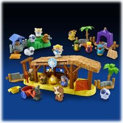 HOT! Little People Nativity Set (Including Shepherds Set & Three Wise Men Set) Only $28.00 ...
