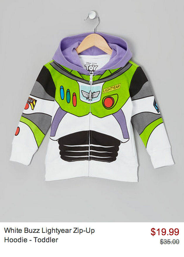 Toy Story Toy and Costume Sale on Zulily! - Freebies2Deals
