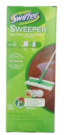 Amazon Swiffer Sweeper 2 In 1 Mop And Broom Cleaner