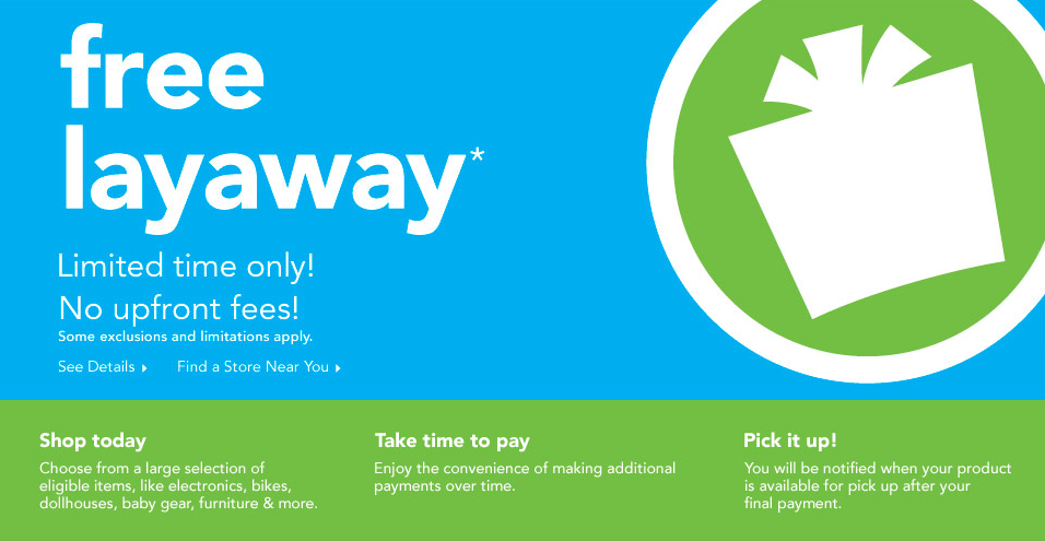 Toys R Us Free Layaway Just In Time For Your Christmas Purchases Freebies2deals