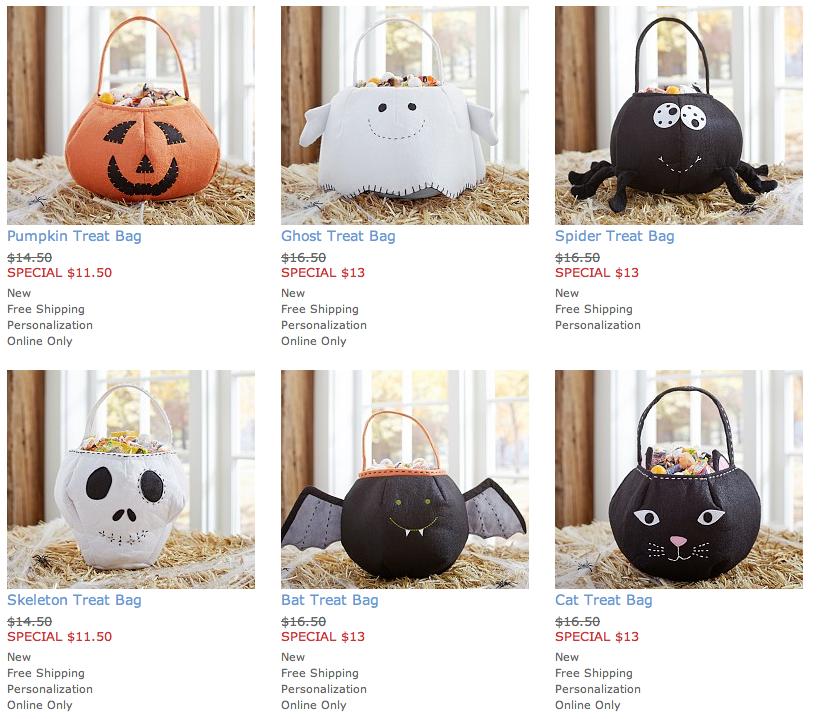 freebies2deals treat bags - Kids Halloween Treat Bags
