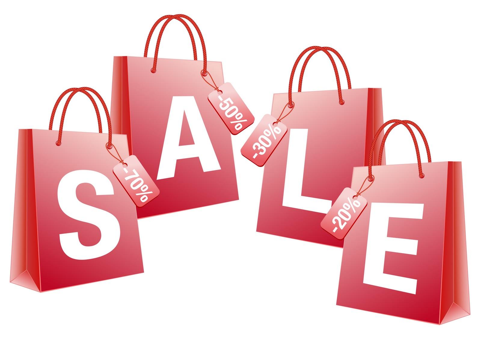 retail sale sign