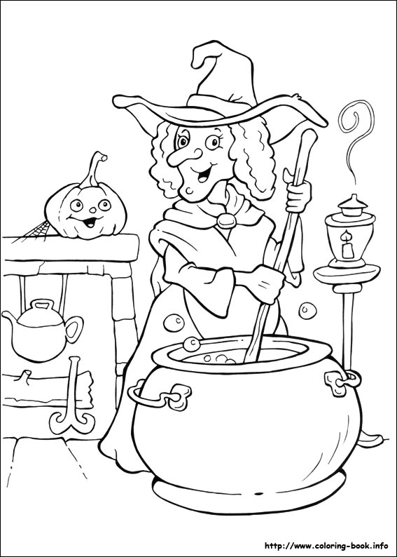 clearance coloring pages   Tons Of FREE Printable Halloween Coloring Pages ...
