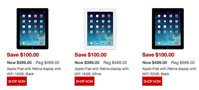 Check dealnews for the latest sales on Staples iPad and Computer Tablet. Our editors search hundreds of sites to find you the best prices on iPads and Tablet computers.