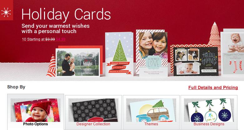 freebies2deals vista holiday - Vistaprint Holiday Cards