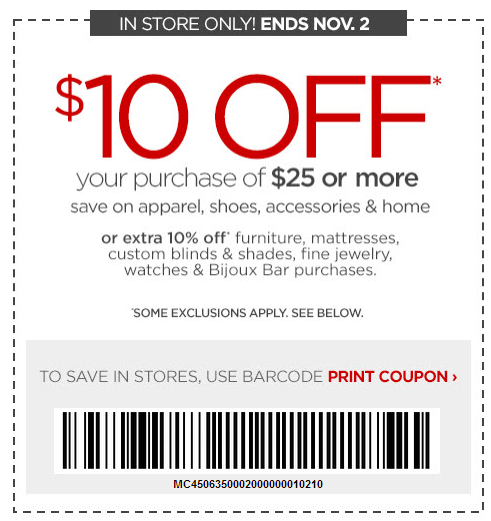 Jcpenney Online Coupons Shoes