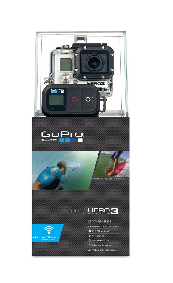 Gopro hero3+ black edition black friday deals : Holiday gas