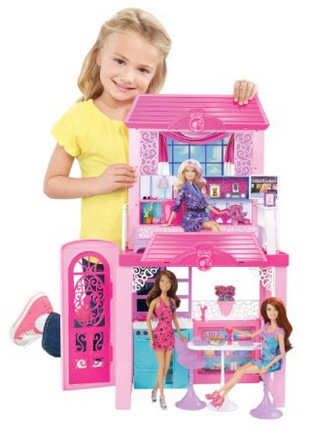 Amazon Barbie Glam Vacation House 22 90 Reg 39 99 Freebies2deals