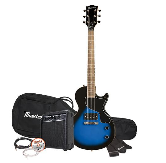 best buy maestro by gibson single cutaway electric guitar free shipping too. Black Bedroom Furniture Sets. Home Design Ideas