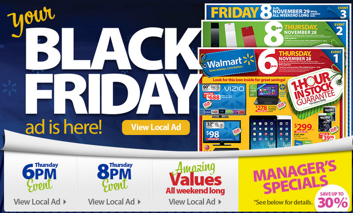 Visit Walmart or testdji.cf to stretch your Black Friday shopping dollars even further than normal. Black Friday is the Friday after Thanksgiving and has been considered the unofficial start of the holiday shopping season since the early s, but it wasn't until the s that the term