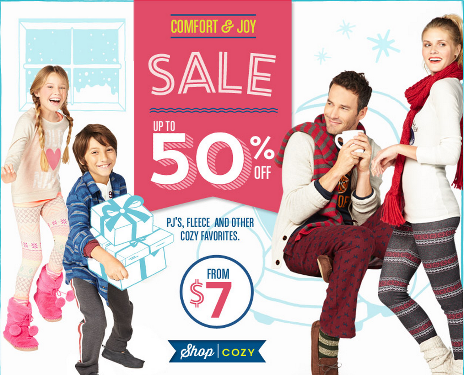 Old Navy PJs for the Family Starting at $7! (Kids/Baby as low as ...