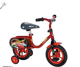 Kmart disney cars or doc mcstuffins 10 bike only 24 99 reg 49