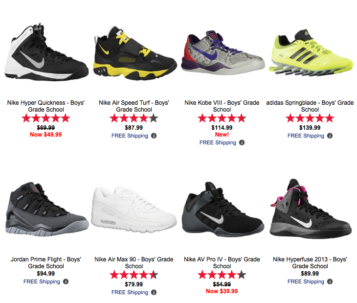 Foot Locker: Enjoy 20% Off Your Entire Purchase! No Minimum Amount  Required! (Today Only, Dec. 2nd)