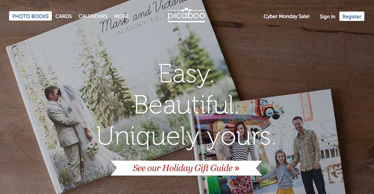 Picaboo discount coupons